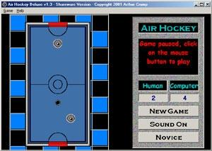 Download Air Hockey Deluxe