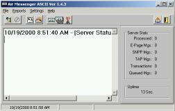 Download Air Messenger ASCII