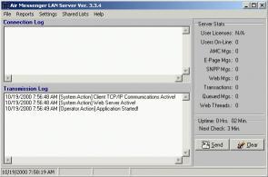 Download Air Messenger LAN Server