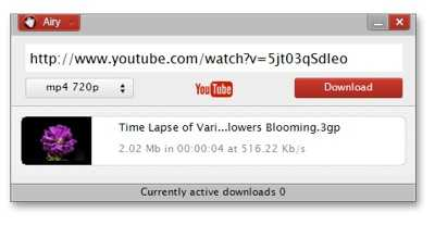 Airy YouTube to MP3 Converter