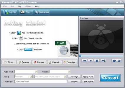 Download Aiseesoft FLAC to MP3 Converter