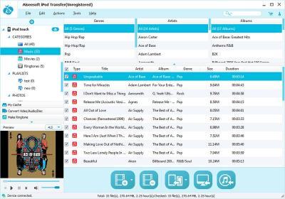 Download Aiseesoft iPod Transfer