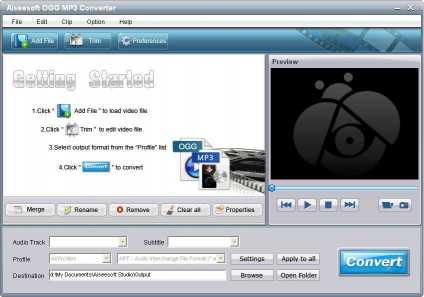 Aiseesoft OGG MP3 Converter