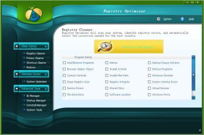 Download Aiseesoft Registry Optimizer