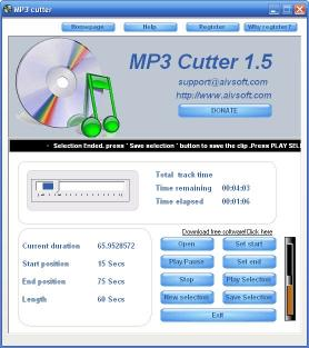 Download AIV MP3 Cutter
