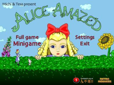 Download Alice Amazed