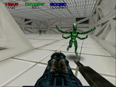 Download Alien Exterminator