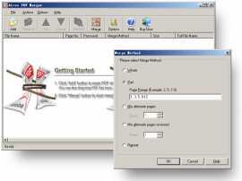 Alive PDF Merger
