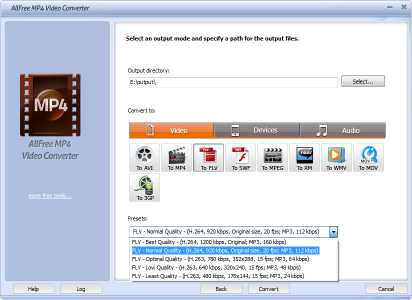 All Free MP4 Video Converter