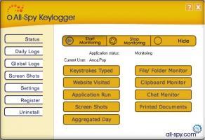 Download All-Spy Keylogger