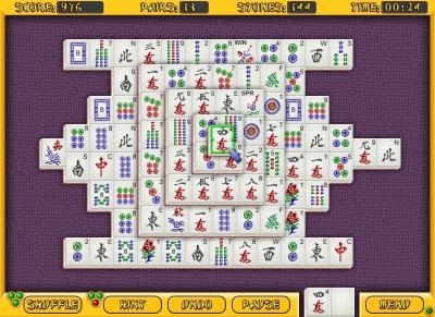 Download All-Time Mahjongg