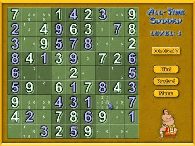 Download All-Time Sudoku