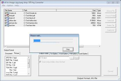 All to Image Jpg Bmp Tiff Png Converter