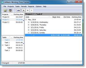 Download AllNetic Working Time Tracker