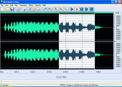 Download ALO Audio Editor