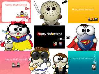 ALTools Halloween Wallpaper 2k6