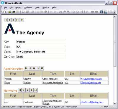 Download Altova Authentic Enterprise Edition