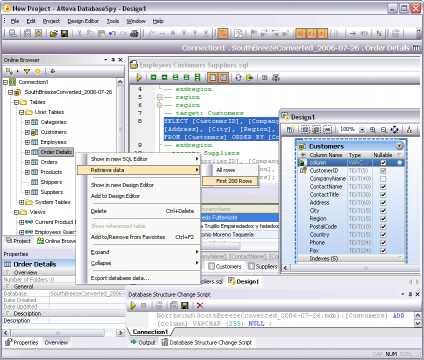 Download Altova DatabaseSpy Enterprise Edition