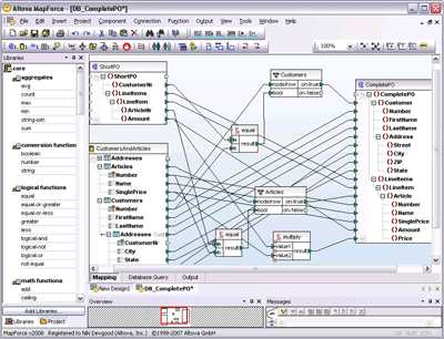 Download Altova MapForce Professional Edition