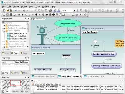 Download Altova UModel Enterprise Edition