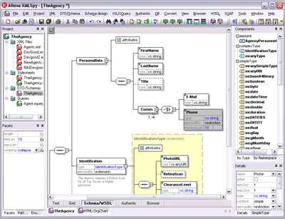 Download Altova XMLSpy Enterprise Edition