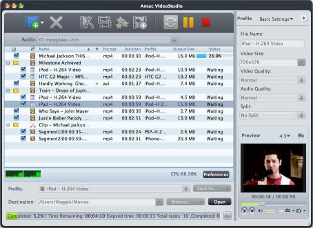Download Amac VideoStudio