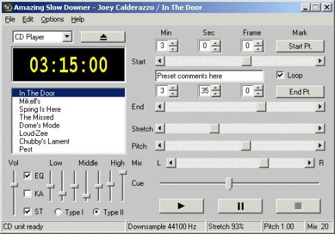 Download Amazing Slow Downer for Windows