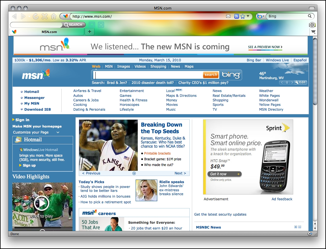 Ambient Color Firefox Theme - standaloneinstaller com