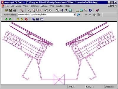 Download Amethyst CADwizz MAX