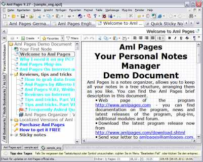 Download Aml Pages German Version