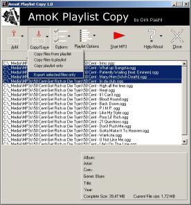 Download AmoK Playlist Copy