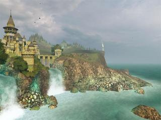 Download Ancient Castle 3D Screensaver