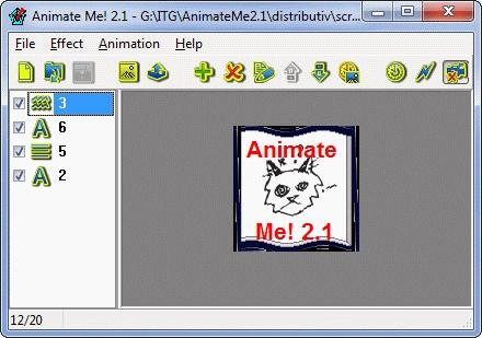 Download Animate Me!