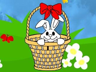 Download Animated Easter Bunny Screensaver
