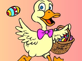 Download Animated Easter Fun Screensaver