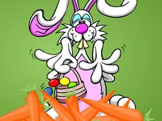 Download Animated Easter Is Fun Screensaver
