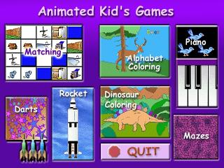 Download Animated Kids Games