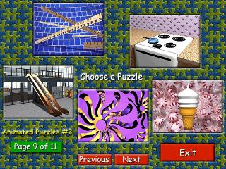 Download Animated Puzzles #3