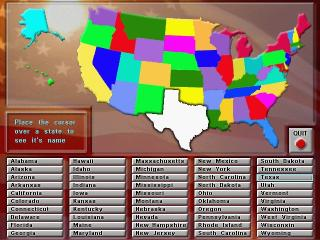 Download Animated States and Capitals