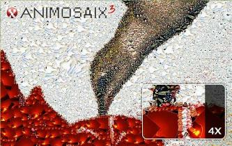 Download Animosaix Photo Mosaic Screensaver