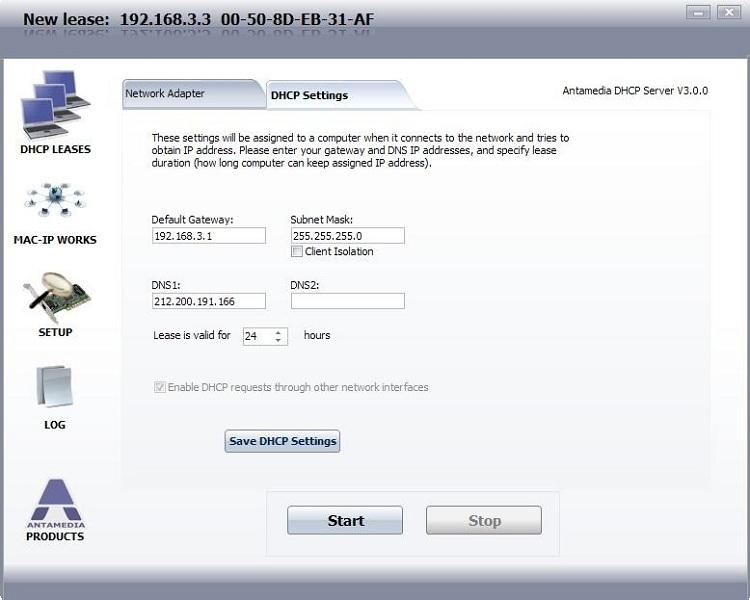 Dhcp server windows xp download free.