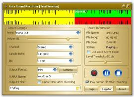 Download Ants Sound Recorder
