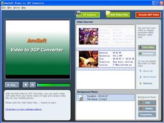 Download AnvSoft Video to 3GP Converter
