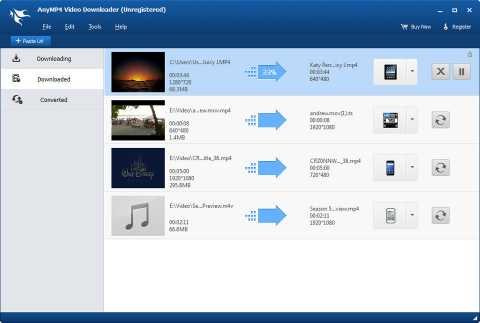 AnyMP4 Video Downloader