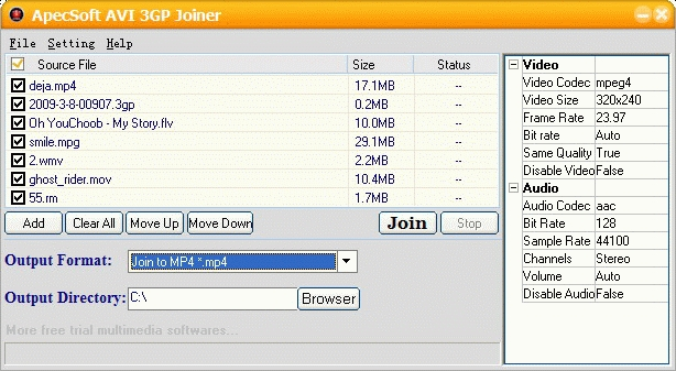 Scarica free video cutter joiner 2. 0. 1. 0 for pc windows.