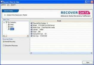 Download Apple Macintosh Data Recovery