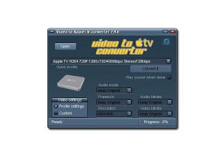 Download Apple TV Video Converter