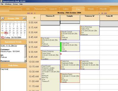 Download Appointment Book
