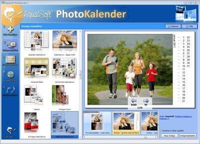 Download AquaSoft PhotoKalender
