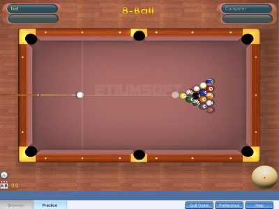 Arcadetribe Pool 2D